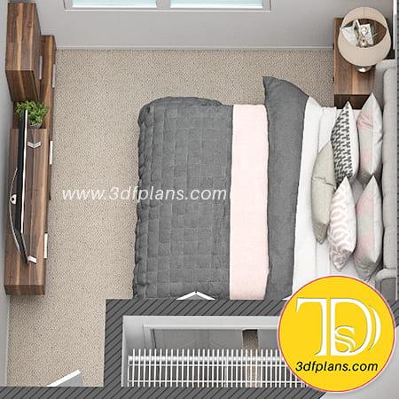 Bedroom 3d, master bedroom 3d, bedroom 3d design, bedroom 3d rendering, bedroom 3d staging, bedroom 3d decor