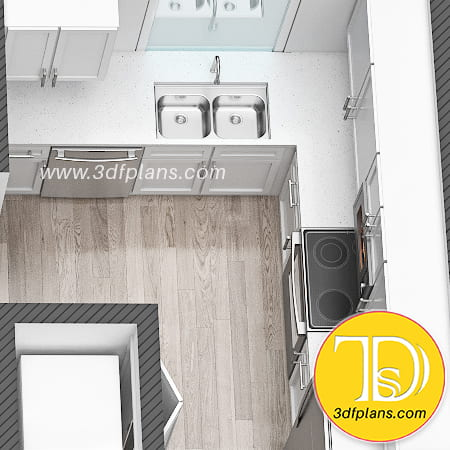kitchen 3d, kitchen 3d design, kitchen 3d floor plan, kitchen 3d plan, kitchen renovation 3d, kitchen 3d rendering, kitchen 3d visualization
