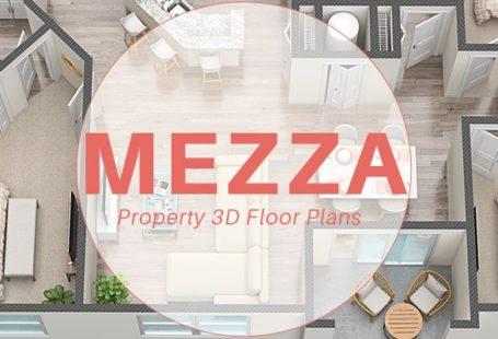 Florida multifamily property 3d floor plans, best 3d floor plans in Florida