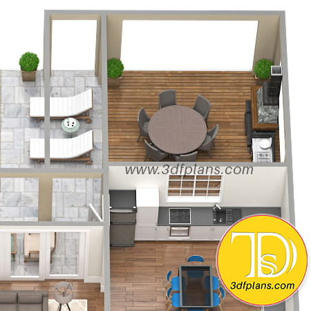 Outdoor kitchen, pool area, residence kitchen, residence pool kitchen