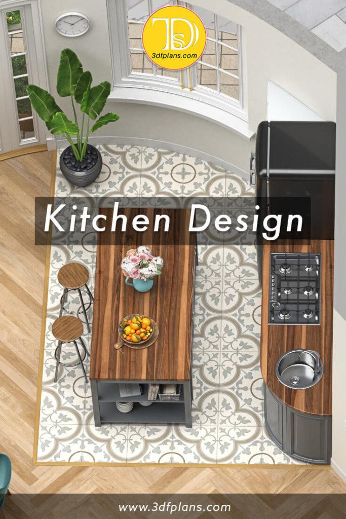 kitchen 3d floor plan, kitchen plan, kitchen planning, modern kitchen design, small kitchen design, kitchen cabinet design, home depot kitchen design, kitchen island design