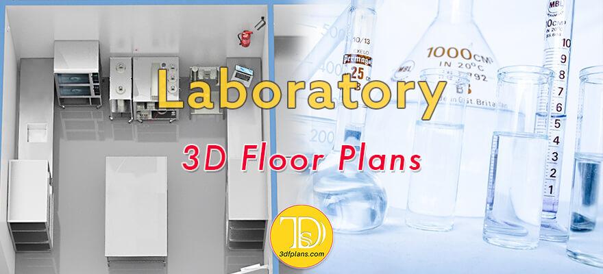 Eco laboratory, eco laboratory 3d floor plan